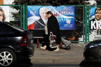 «Жизнь, полная гнева»: в Польше выбирают новый парламент