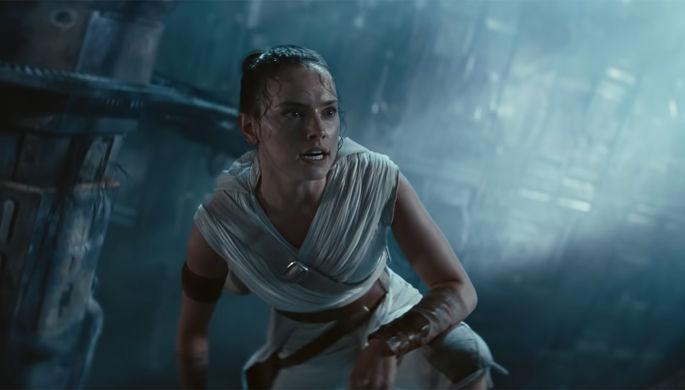Кадр из фильма Star Wars: The Rise of Skywalker (2019)