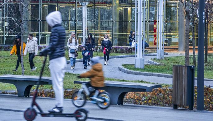 До ноля: когда похолодает в Москве