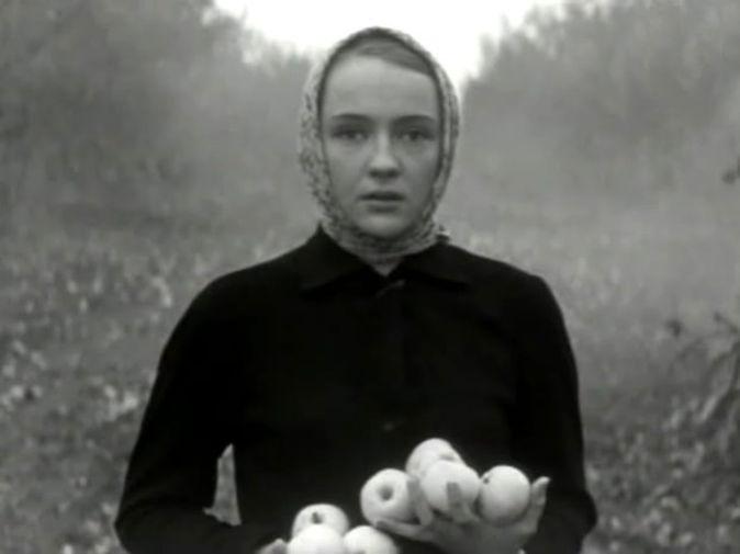 Екатерина Градова «Осенние свадьбы» (1967)