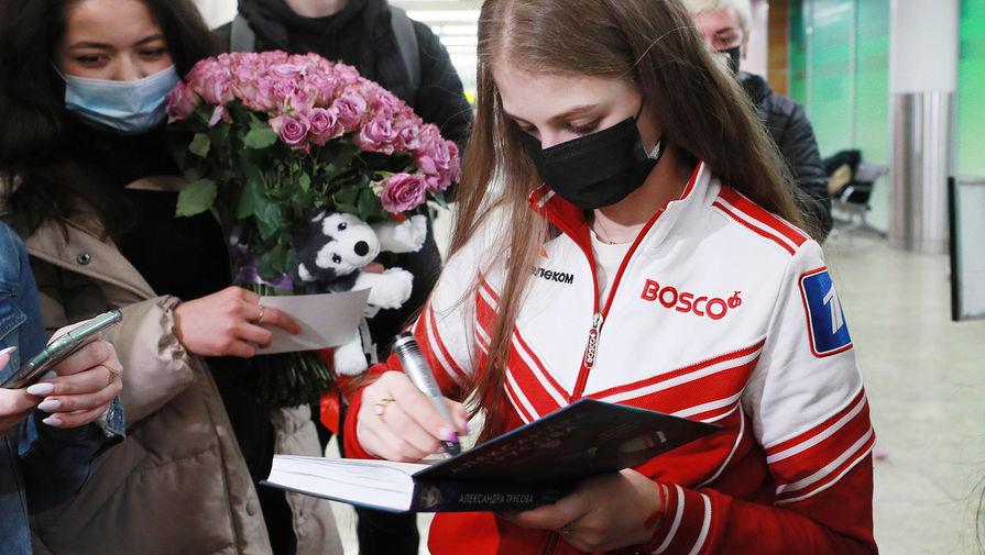 Мне нужно прыгать сложный контент: Трусова рассказала о своих прыжках на ЧМ