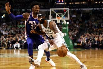 Баскетболист «Бостон Селтикс» Кайри Ирвинг