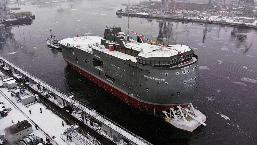 В США назвали российский корабль самым уродливым в мире