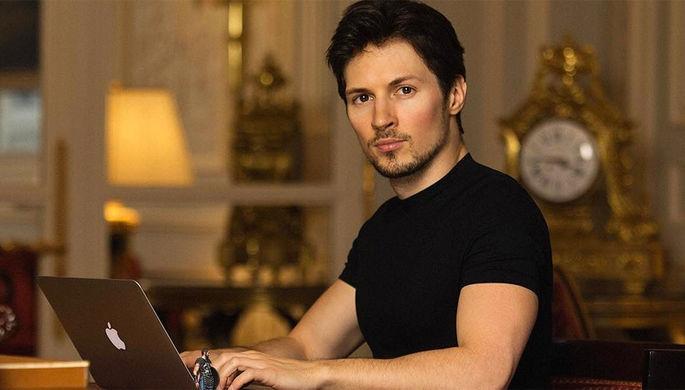 Дуров отказался от еды