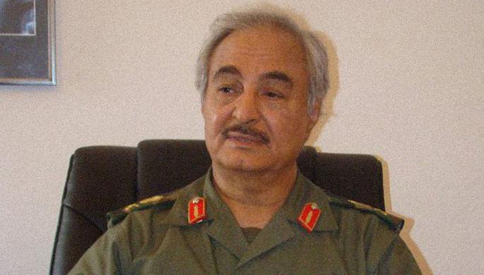 фельдмаршал Халифа Белкасим Хафтар