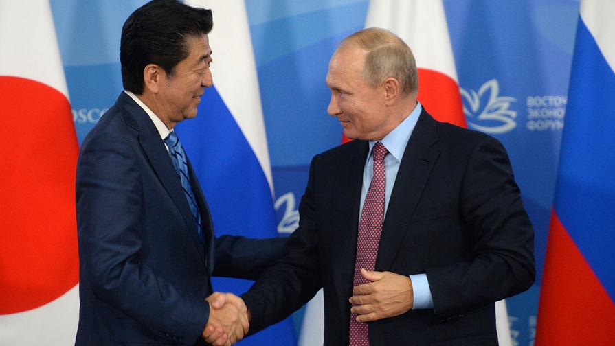 Абэ решил встретиться с Путиным на G20