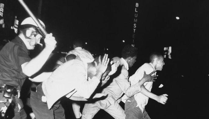 Беспорядки в Гарлеме, Нью-Йорк, 1964 год