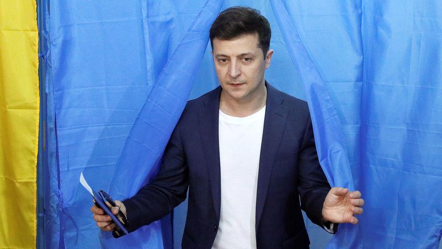Фото указа Зеленского о роспуске Рады появилось в сети