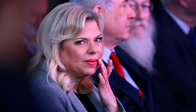Жена Нетаньяху признала вину в деле о заказе еды