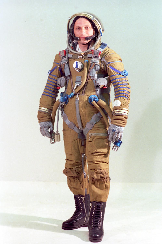 Спасательный скафандр «Ð¡Ð¾ÐºÐ¾Ð» КР-2», 1990 год