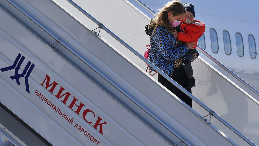 Глава союза авиадиспетчеров назвал необъяснимым решение экипажа Ryanair совершить посадку в Минске