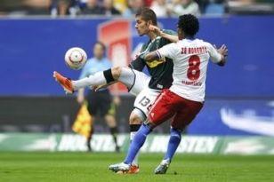 Устояв в Гамбурге, «Боруссия» из Менхенгладбаха сыграет в переходных матчах