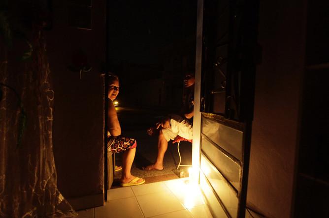 Масштабное отключение электроэнергии произошло на Кубе в ночь на понедельник.