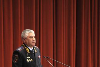 Владимир Колокольцев заявил, что сотрудниками полиции выявляется более двух третей наркопреступлений