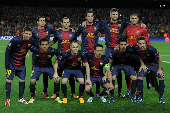 «Барселона» — самая дорогая команда мира