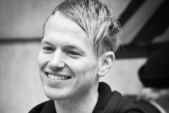 Председатель «LGBT-Groningen» Крис ван дер Вин
