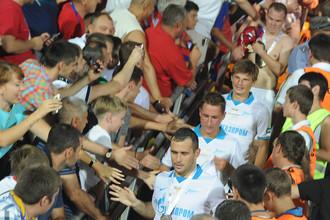 «Зенит» постарается реабилитироваться за крупное поражение от ЦСКА в Суперкубке России-2013