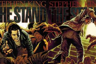 Обложки комиксов Marvel по мотивам книги Стивена Кинга «Противостояние»