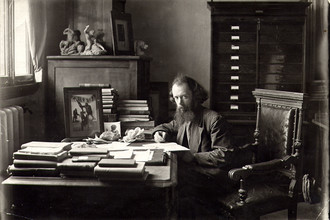 Александр Фёдорович Коц, 1925 год