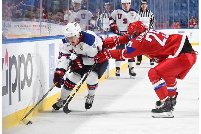 Российские хоккеисты остались без медалей МЧМ-2018
