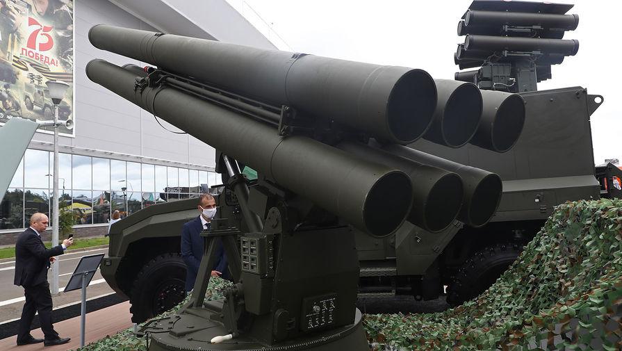 Стопроцентная гарантия: в России показали «убийцу танков»