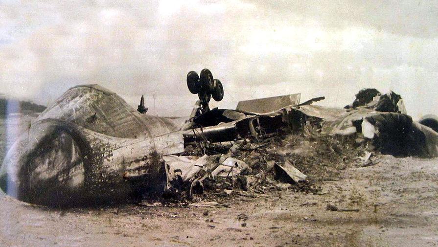 Авиакатастрофа Ту-134 в Югославии (Хорватия, город Риека), 23 мая 1971 года