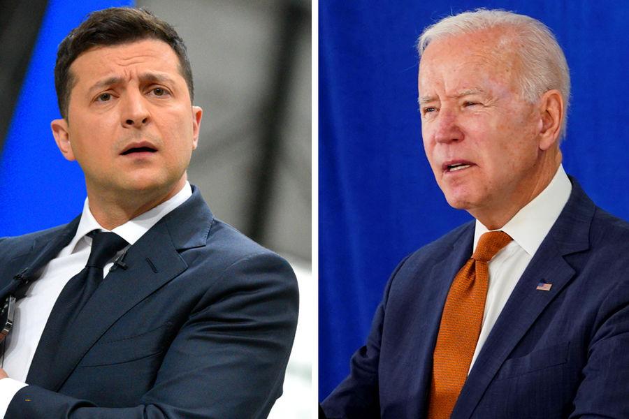Белый дом: встреча Байдена и Зеленского состоится 1 сентября