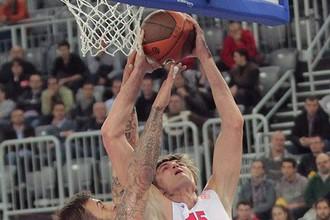 ЦСКА одержал легкую победу в Загребе
