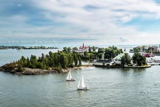 5-е место — Финляндия. На фото: Хельсинки