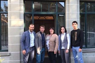 Российские лыжники после заседания Спортивного арбитражного суда Лозанны (CAS)