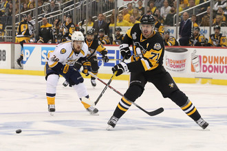 Евгений Малкин может стать самым титулованным российским игроком в НХЛ