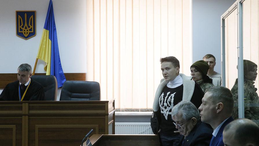 Cавченко объявила сухую голодовку