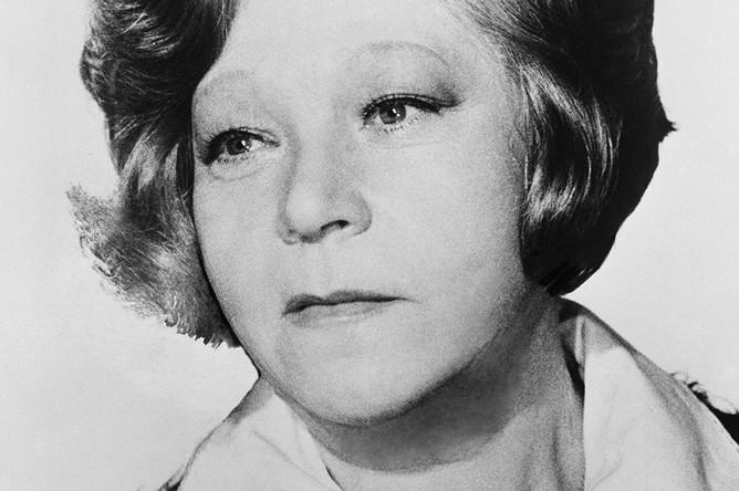 Клавдия Шульженко, 1967 год
