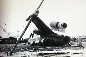 «Незатухающий факел»: как Ту-154 разбился в Омске