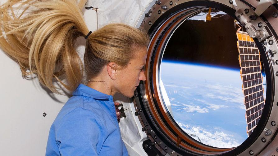 Космонавт Серова ответила на заявление коллеги о женщинах в космосе