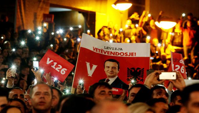 Ни мира, ни войны: что происходит вокруг Косово