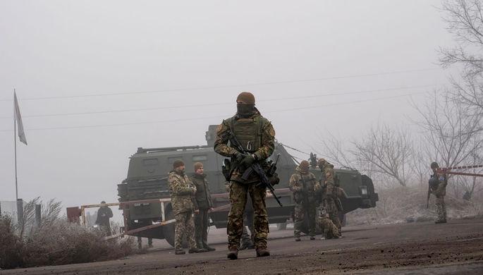 Конфликт в Донбассе: Москва просит Берлин и Париж повлиять на Киев