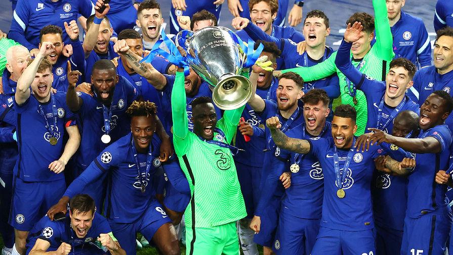 ЦСКА поздравил Челси с победой в Лиге чемпионов