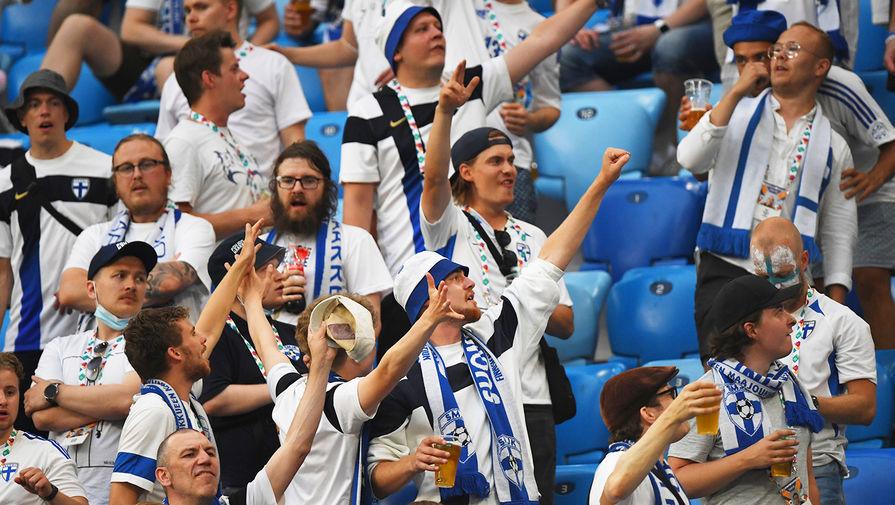 Суд запретил двум финским болельщикам посещать соревнования в России в течение года