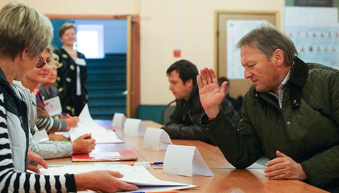 Председатель Партии роста, уполномоченный при президенте РФ по защите прав предпринимателей Борис Титов