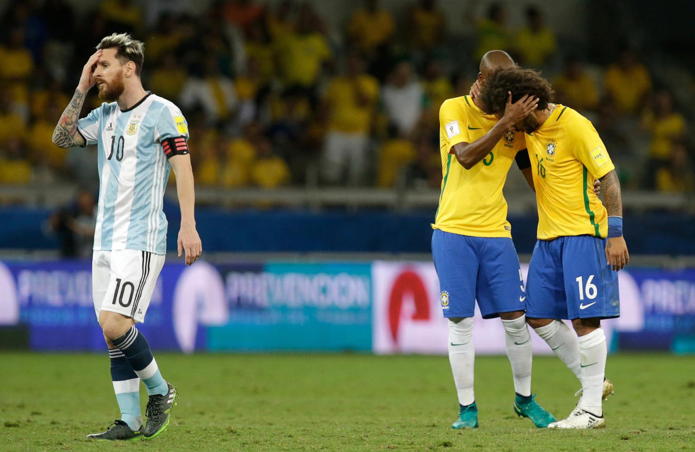 Бауса: первый тайм стоил нам поражения от Парагвая