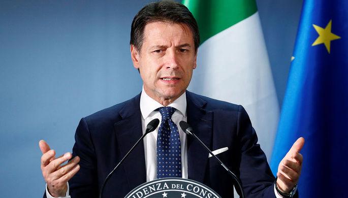 Новое правительство Италии: Сальвини потопили связи с Россией