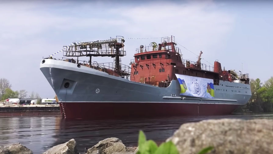 Британський розвідувальний корабель Echo H87 зайшов у порт Одеси - Цензор.НЕТ 8422