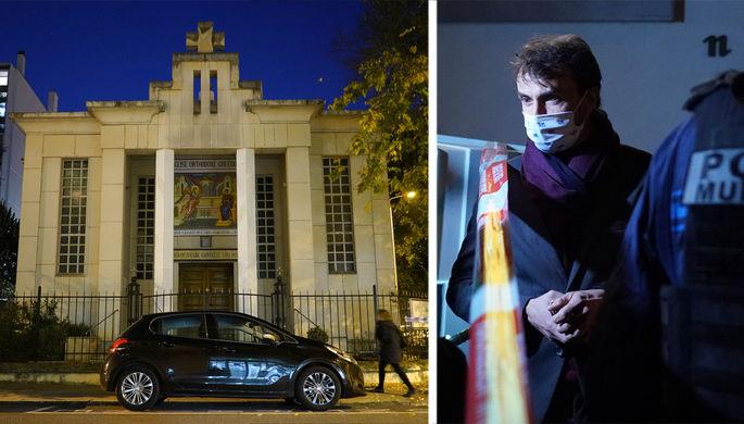 Нападения продолжаются: в Лионе стреляли в священника