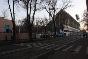 Стадион, где пройдет матч сборных России и Бельгии