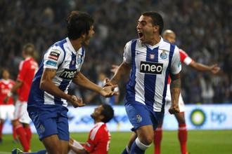 Игроки «Порту» рано радовались забитому мячу