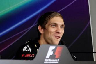 Виталий Петров готов к Гран-при Канады