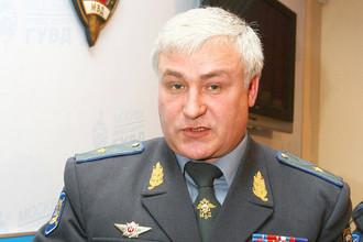 Глава ГСУ ГУ МВД по Москве Иван Глухов уходит в отставку