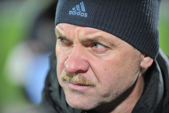 Команда Владимира Бибикова прервала серию из шести поражений