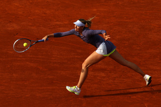 Мария Шарапова считает, что в ближайшее время на крупных теннисных турнирах появится много молодых спортсменов